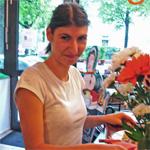 Café Wohnwerk Praktikantin Paraskevi